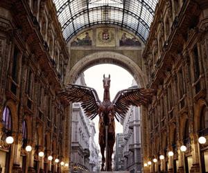 Gallerij Milaan, Italie