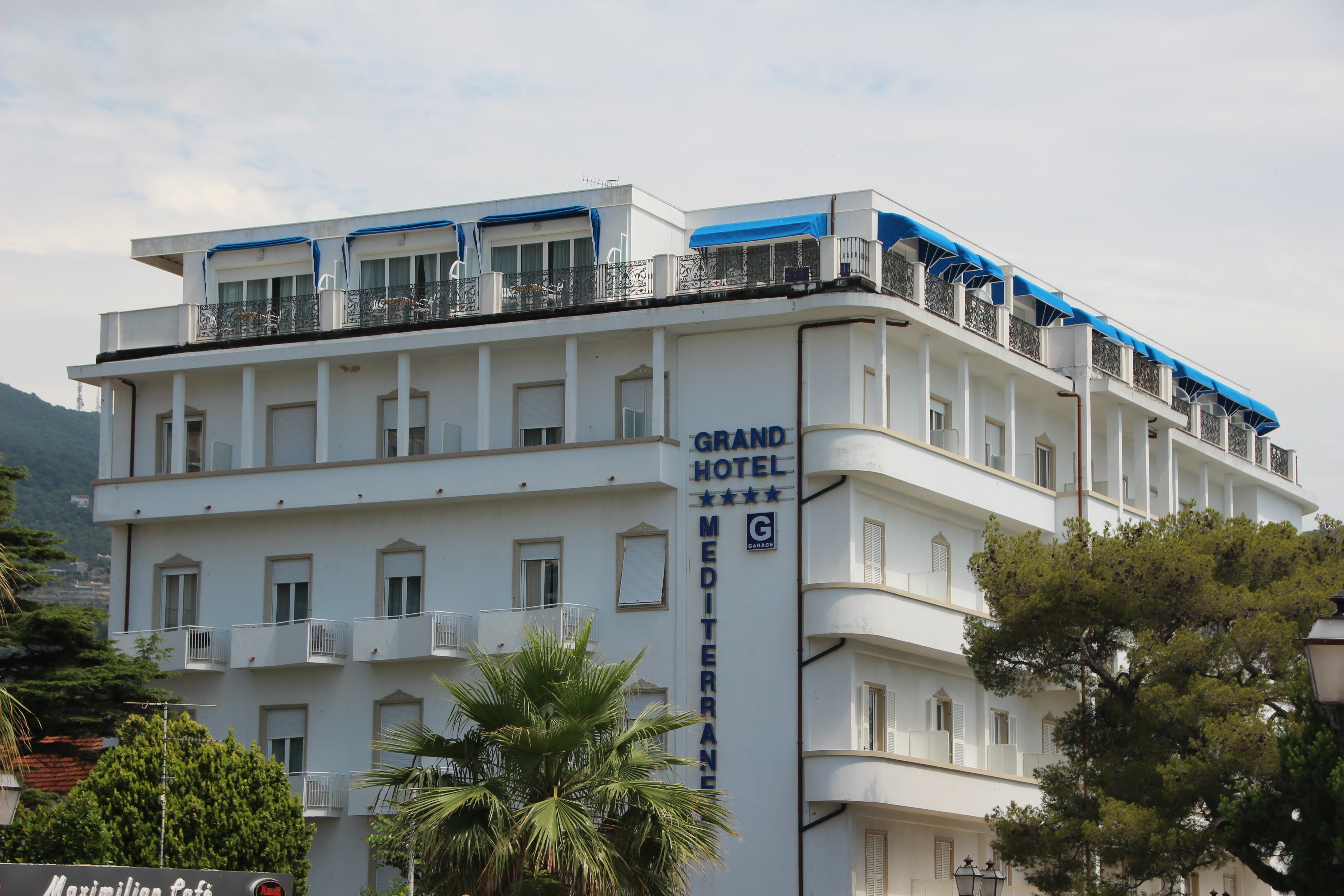 Savoia hotel alassio
