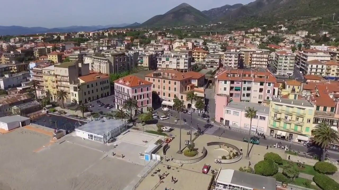 Ceriale, Ligurië, Italië