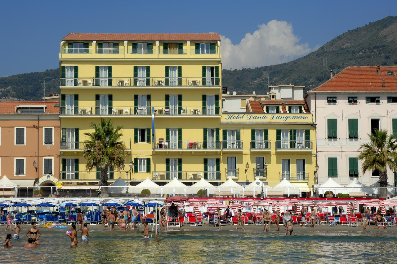 Hotel Danio Lungomare, Alassio, Italië
