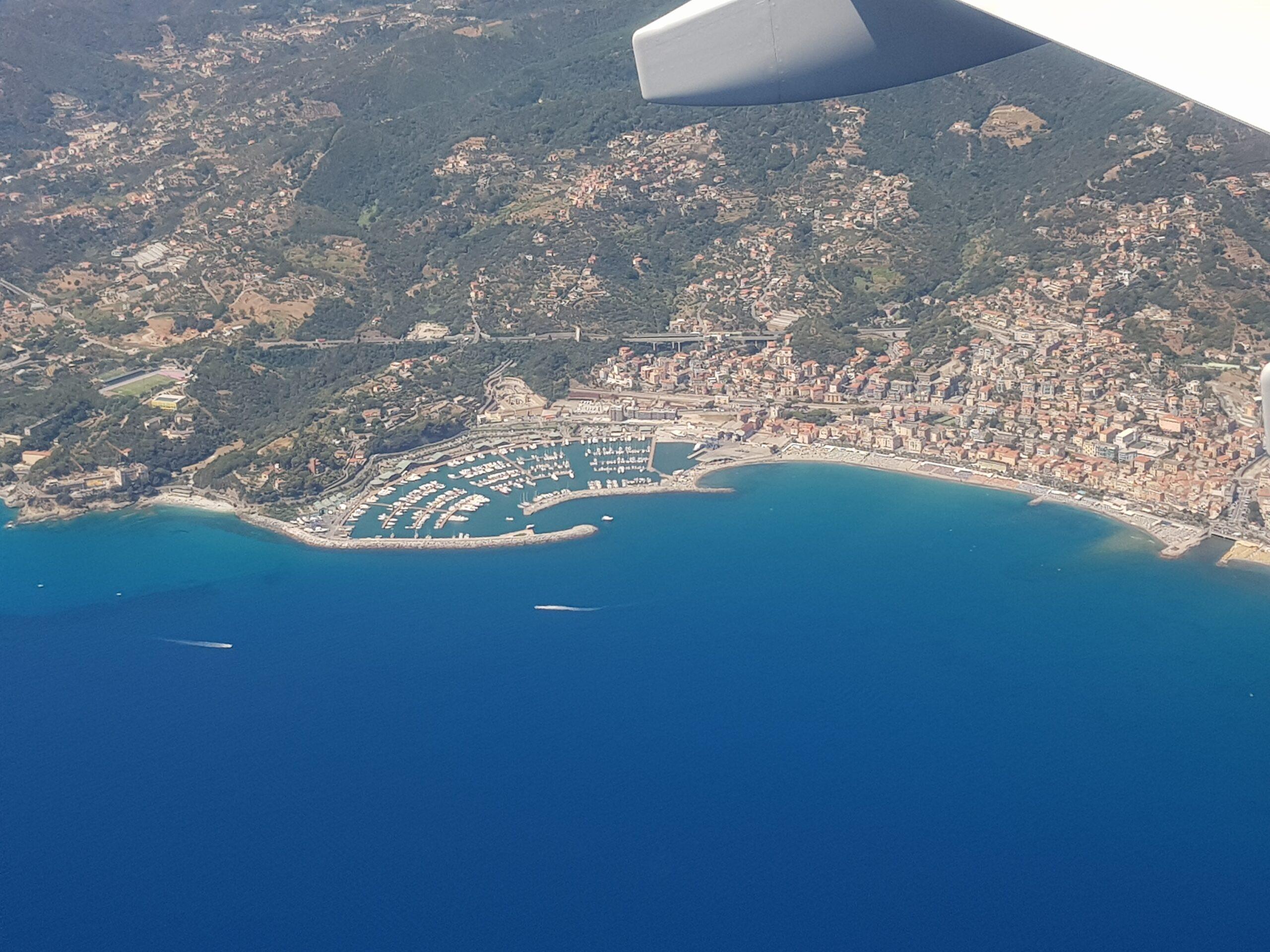 vakantie aan de Ligurisch kust