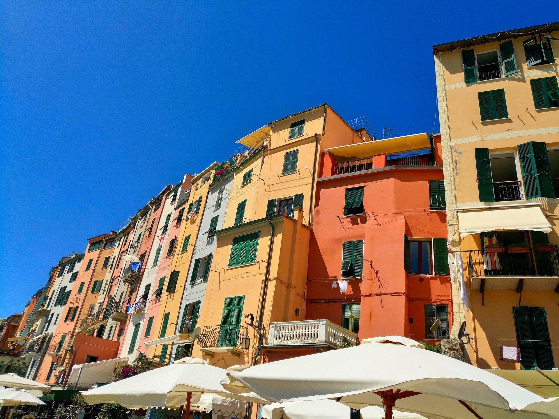 Portovenere, Ligurië, Italië