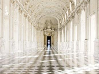 Koninklijk paleis Turijn, Italië