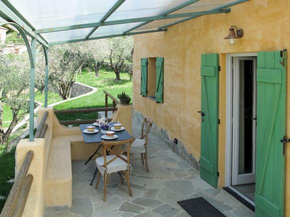 Vakantiehuis 4 personen, Finale Ligure, Italië, bloemenrivièra, Ligurië