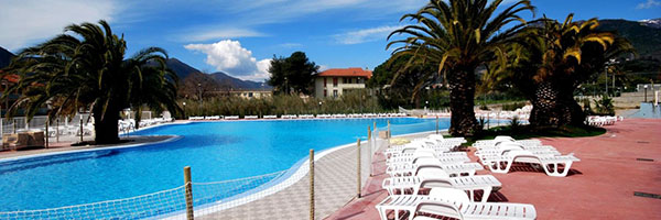 Vakantiepark Ai Pozzi Village Spa Resort, Loano