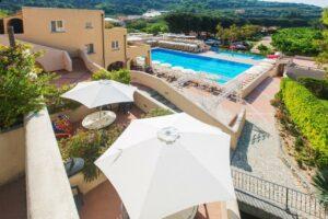 Vakantiepark Il Villaggio Di Giuele - Eurocamping Calvisio, Finale Ligure, Italië